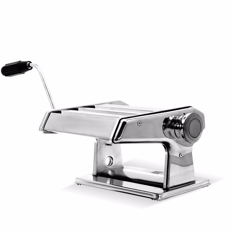 家用面条机|小型多功能压面机|手动不锈钢饺子馄饨皮机|擀面机