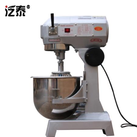 商用多功能电动搅拌机三功能和面机揉面机打蛋机鲜奶机奶油机