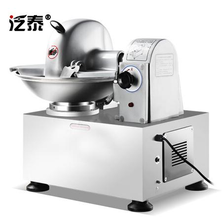 商用菜馅机刹菜机碎菜机不锈钢厨房加工斩拌机切菜机包子水饺馅剁菜机 SZ-5