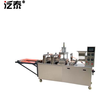 全自动商用大饼机烙饼机大型压饼机器多功能烤鸭饼机大饼成型机生产线厂家直销 全自动烙饼机