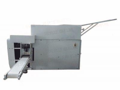 61型方馒头光合馒头机自动折叠切割成型质量可靠自动方形馒头机馒头成型机