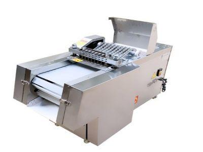商用全自动剁鸡块机剁排骨机鸡肉切块机新鲜冷冻鸡肉黄焖鸡块机