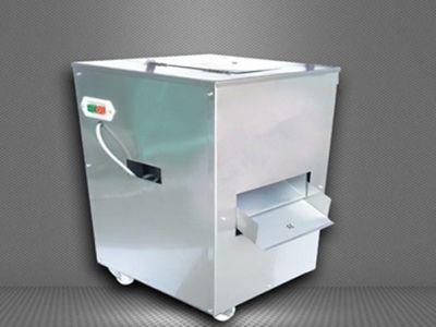 切肉机电动商用 立式不锈钢切肉机切丝机切片机电动单切机双切机